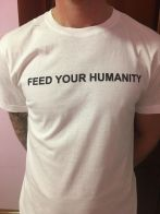 "Humanity ""basic"" t-shirt - 17 euro* 34 лв"